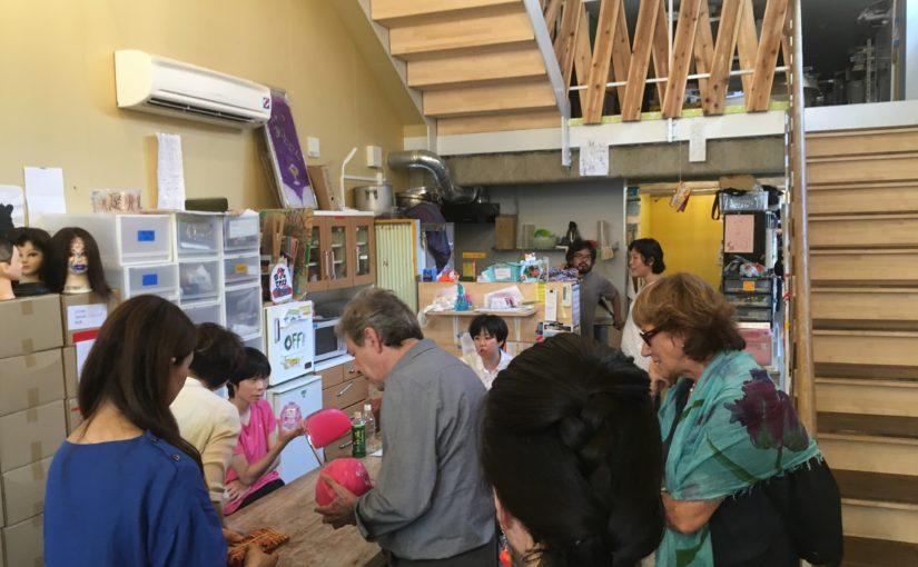 クリエーティブサポートレッツたけし文化センター&浜松市精神保健福祉センター挨拶