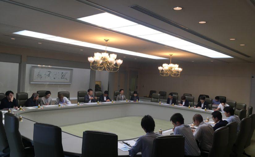 愛知県・名古屋市挨拶&第3回準備委員会