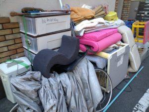 生活援護課の清掃業務